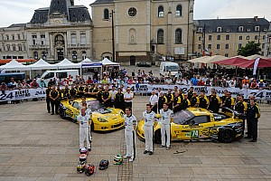 ALMS Breaking news ALMS, GRAND-AM competitors look to make up for lost time at Le Mans