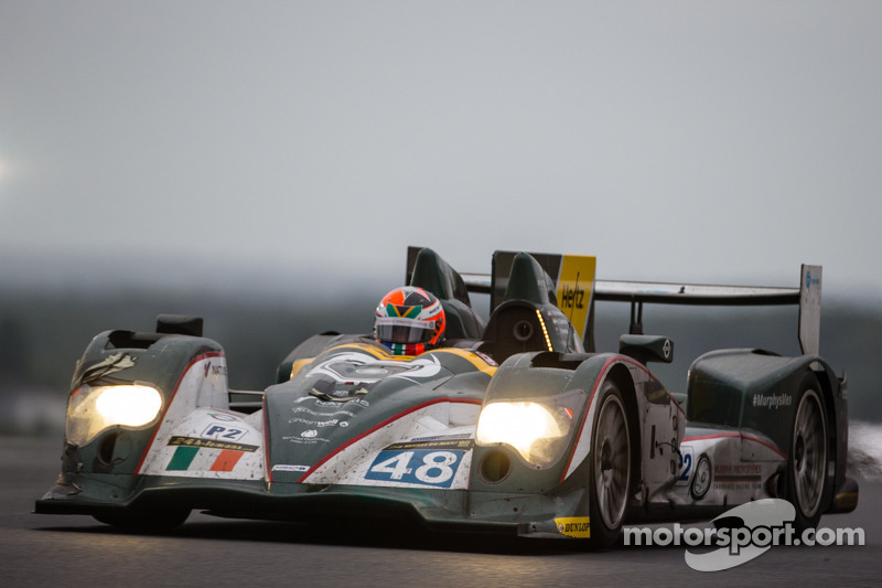 Incredible comeback by Chandhok's Team as they finish in Le Mans 24 Hours