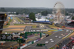 Le Mans Breaking news ACO sets 24 Hours of Le Mans date for next year's challenge