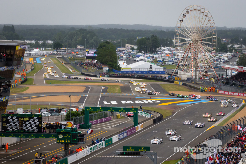ACO sets 24 Hours of Le Mans date for next year's challenge