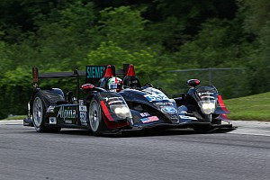 ALMS Race report Back on the podium for Marino Franchitti at Lime Rock