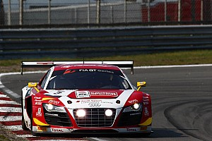 Blancpain Sprint Race report 'Dramatic weekend' for Ide at Zandvoort