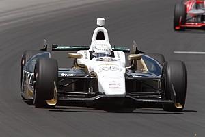 IndyCar Race report Carpenter survives Pocono