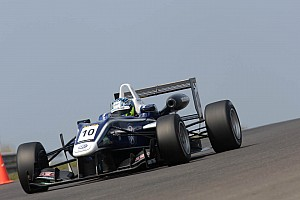F3 Race report King showcases speed on F3 Masters meeting at Zandvoort