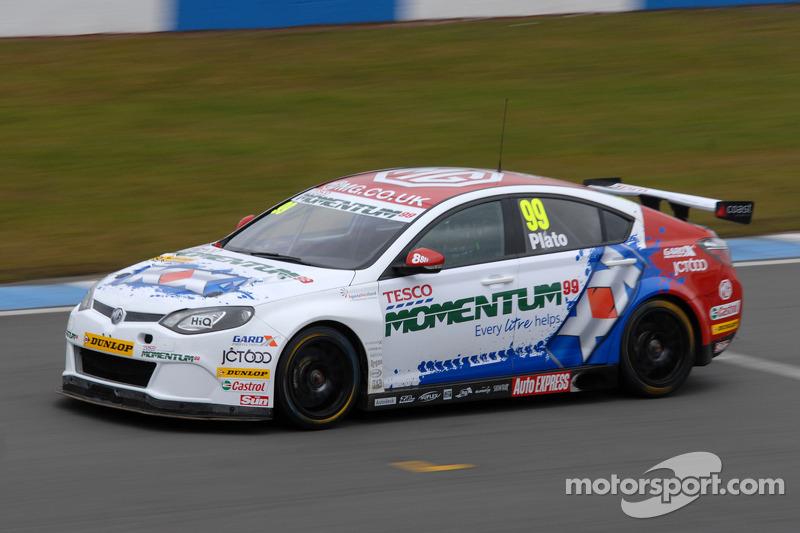 MG pair dominate Snetterton testing