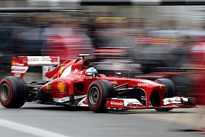 Formula 1 Analysis Alonso gives Ferrari '8 out of 10' for 2013