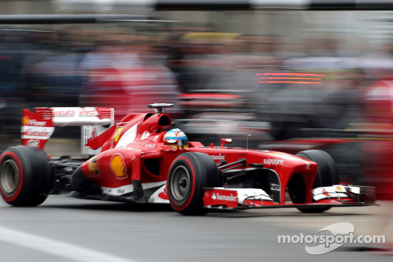 Alonso gives Ferrari '8 out of 10' for 2013