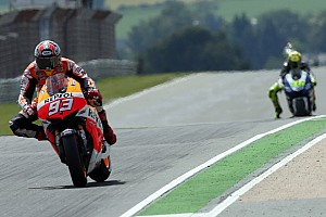 MotoGP Race report Bridgestone: Marquez marches to the top of the standings after stunning Sachsenring victory