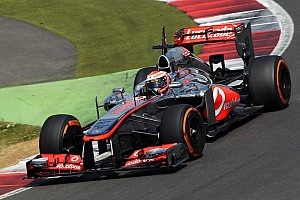 Formula 1 Testing report Magnussen on top in Young Driver Testing on day one at Silverstone