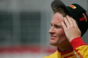 "IndyCar Commentary Hunter-Reay takes ""Best Driver"" ESPY"