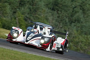 ALMS Qualifying report Graf, pair of first-time polesitters highlight qualifying at CTMP