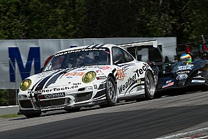 ALMS Race report MacNeil and Bleekemolen win GTC at Mosport