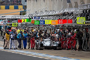 Le Mans Blog Endurance photography – telemetry analysis