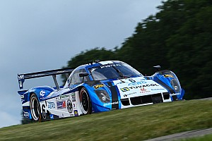 Grand-Am Qualifying report Yacaman takes third on Brickyard grid for Michael Shank Racing