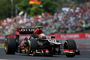 Formula 1 Breaking news Boullier says Grosjean 'has Formula One future'