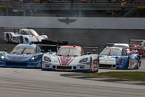 Grand-Am Race report Action Express Racing faces disappointment in Brickyard Grand Prix