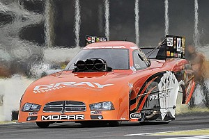 NHRA Breaking news Johnny Gray describes second-round explosion and aftermath at Sonoma