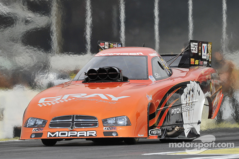 Johnny Gray describes second-round explosion and aftermath at Sonoma