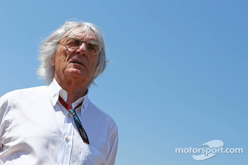 Ecclestone admits India facing F1 axe