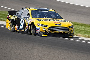 NASCAR Cup Preview Ambrose believes Pocono test will lead to success