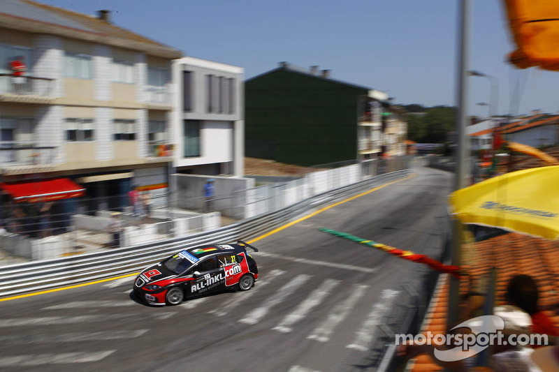 Muennich Motorsport ready for race at Argentine