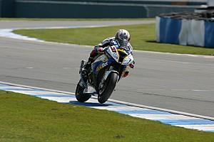 World Superbike Qualifying report Provisional pole-position for BMW Motorrad GoldBet SBK at Silverstone