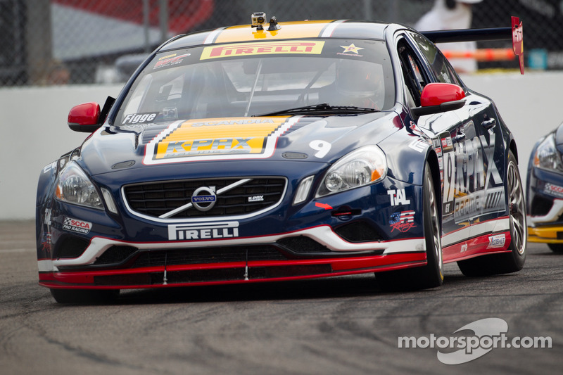Figge and Jonsson take poles in GT/GTS at Mid-Ohio Sports Car Course