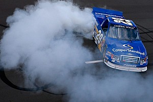 NASCAR Truck Race report Blaney charges to second-career win at Pocono