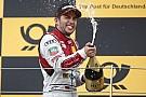 Rockenfeller wins successful DTM premiere in Russia