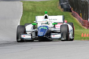 IndyCar Race report Simona De Silvestro finishes 11th in Indy 200 at Mid-Ohio