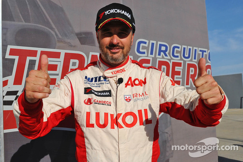 Yvan Muller joins Citroen Racing for WTCC 2014
