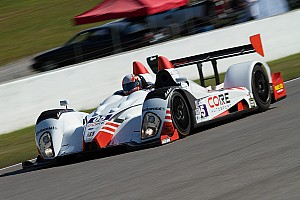 ALMS Qualifying report CORE autosport qualifying at Road America: Braun on PC pole and Long 7th in GT