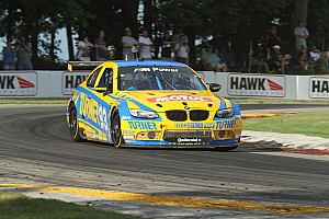 Grand-Am Race report Podium finish for Marsal at Road America