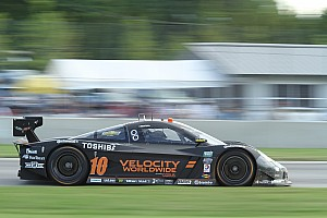 Grand-Am Race report Angelelli, Taylor points battle tightens despite not-so-lucky 7th at Road America