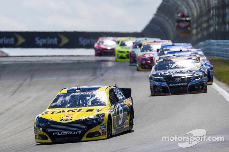 Marcos Ambrose laments the one that got away