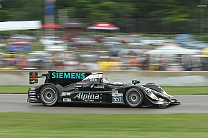 ALMS Race report Level 5, Tucker take victory at Road America - video