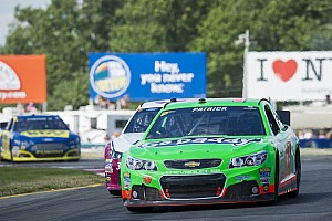 NASCAR Cup Race report Patrick survives Watkins Glen, finishes 20th