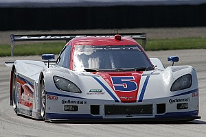 Grand-Am Practice report Christian Fittipaldi leads evening practice at Kansas Speedway