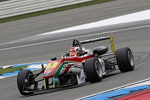 F3 Europe Race report Raffaele Marciello scores eighth season victory at Nurburgring