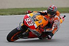 Marquez dominates and smashes pole position record at the Brickyard