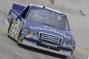 NASCAR Truck Race report Brad Keselowski Racing: Mixed results at Michigan International Speedway