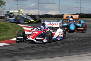IndyCar Preview Sato making his 4th start at Sonoma Raceway
