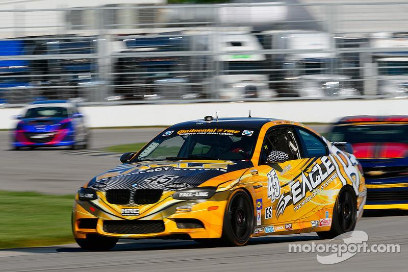 Memorable weekend for B+ Racing and Al Carter in Kansas!