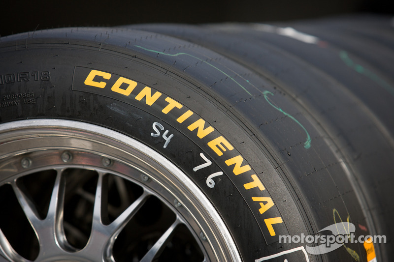 Inside Grand-Am's Continental Tires