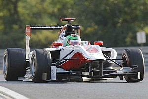 GP3 Practice report Daly sets the early pace in Spa-Francorchamps