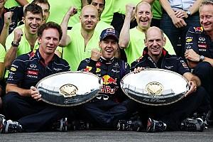 Formula 1 Race report Vettel cruises to victory in Belgium