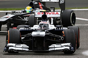 Formula 1 Race report Bottas finished 15th and Maldonado 17th in today's Belgian Grand Prix
