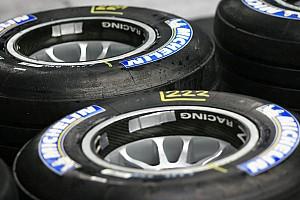 Formula 1 Rumor Michelin 'ready' for 2014 F1 tyre talks