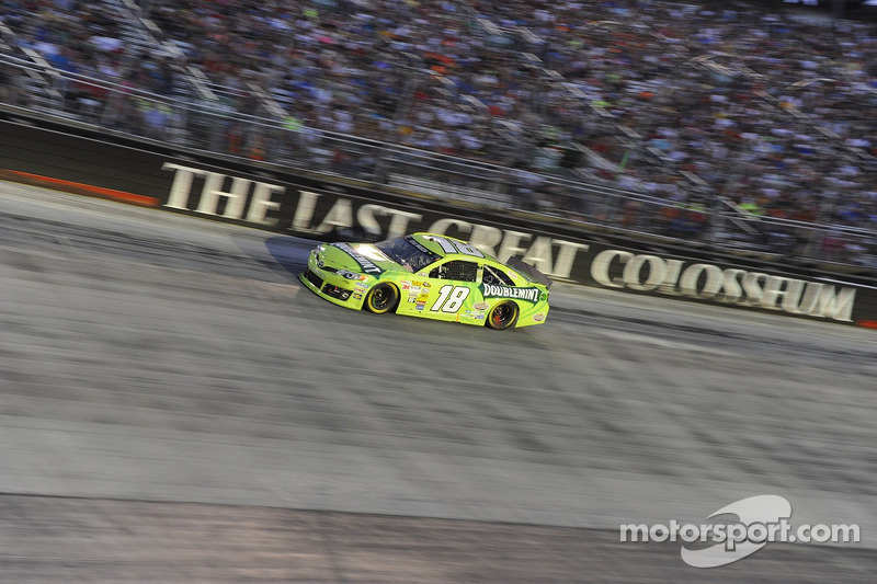 Kyle Busch Finishes 11th at Bristol