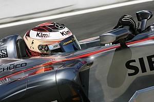 Formula 1 Breaking news Whitmarsh not ruling out McLaren return for Raikkonen